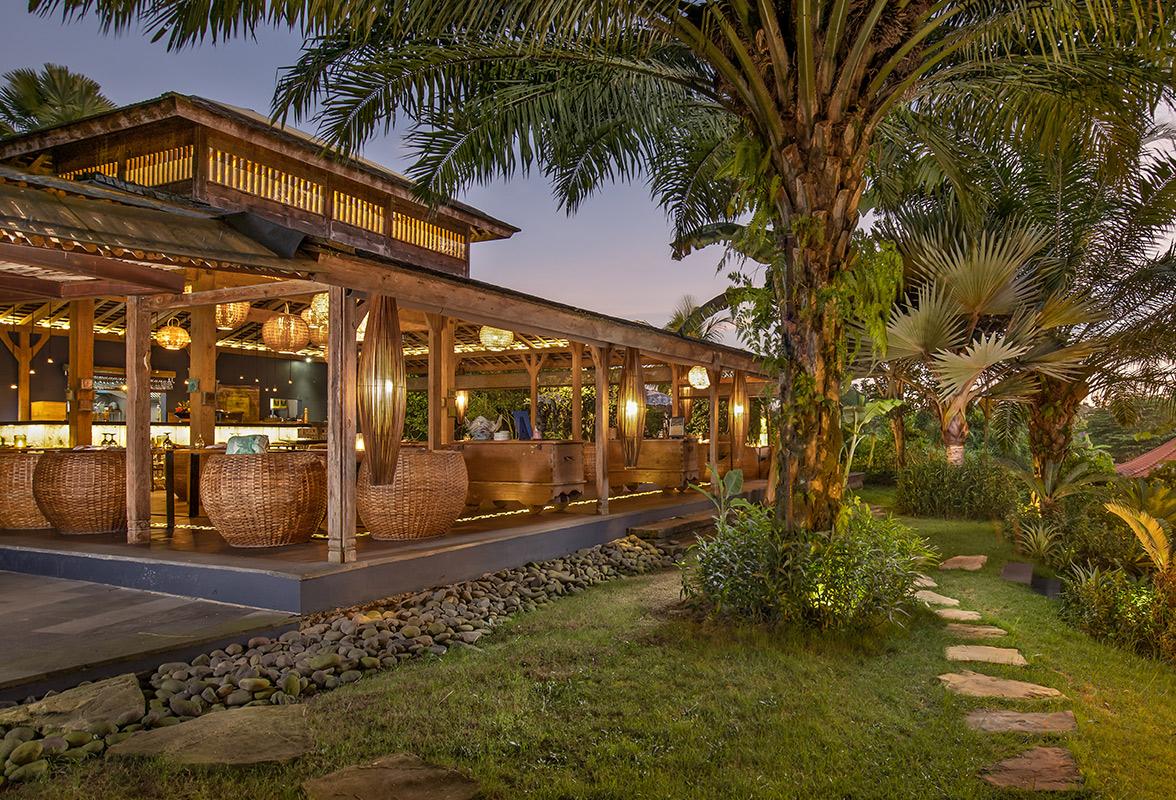 Botanist Restaurant Ubud