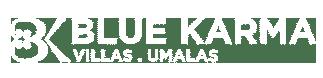 Logo Blue Karma Villas Umalas
